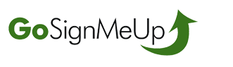 GoSignMeUp On Line Registration Software logo