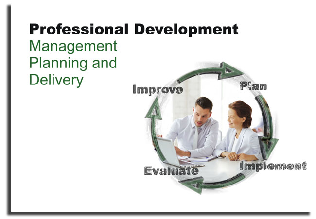 Manage Training and Professional Development