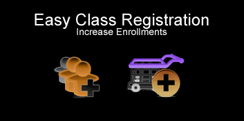makes online registration easy