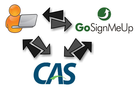 CAS Integration with GoSignMeUp for SSO