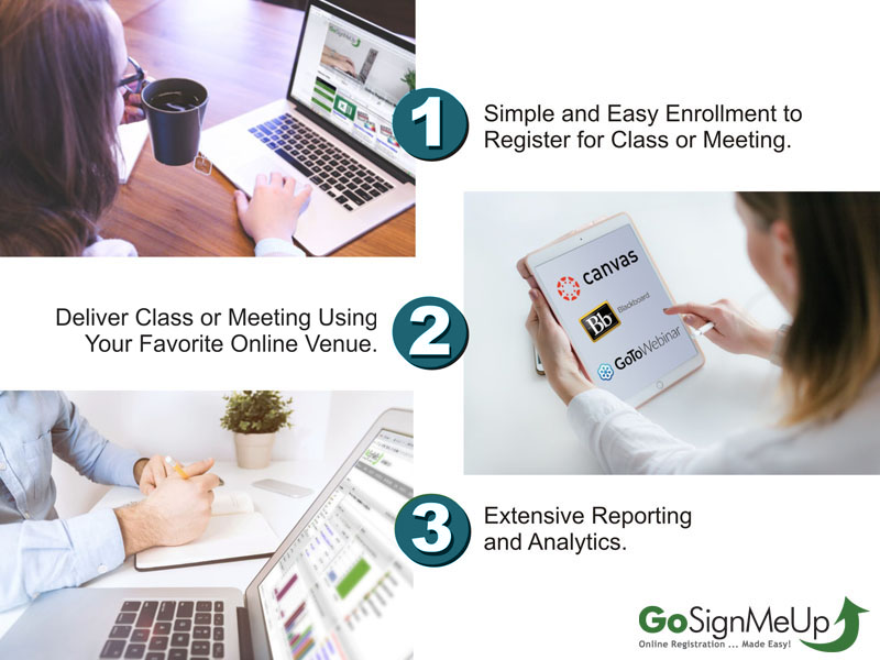 Click to learn more about automating your distance learning solution!